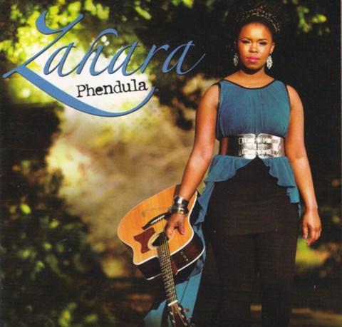 Zahara - Phendula (TS Records) Female artist of the year