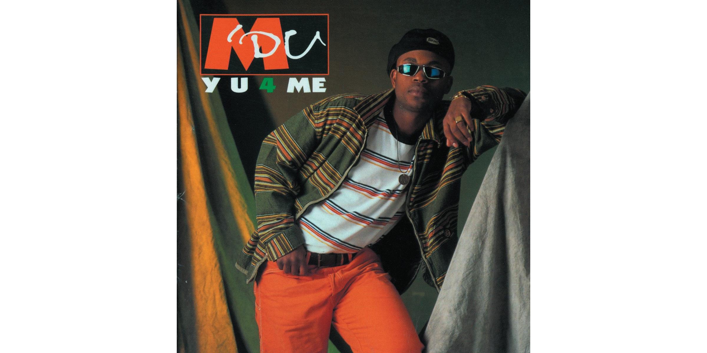 1995 M'du Masilela - Godfather of Kwaito Music - Album - Y U 4 me 1