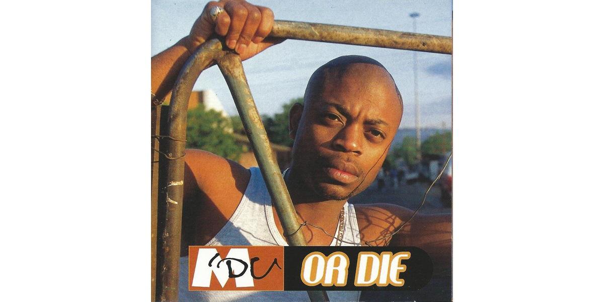 1998 M'du Masilela - Godfather of Kwaito Music - Album - M'du or die (CD, Album) - front cover 2