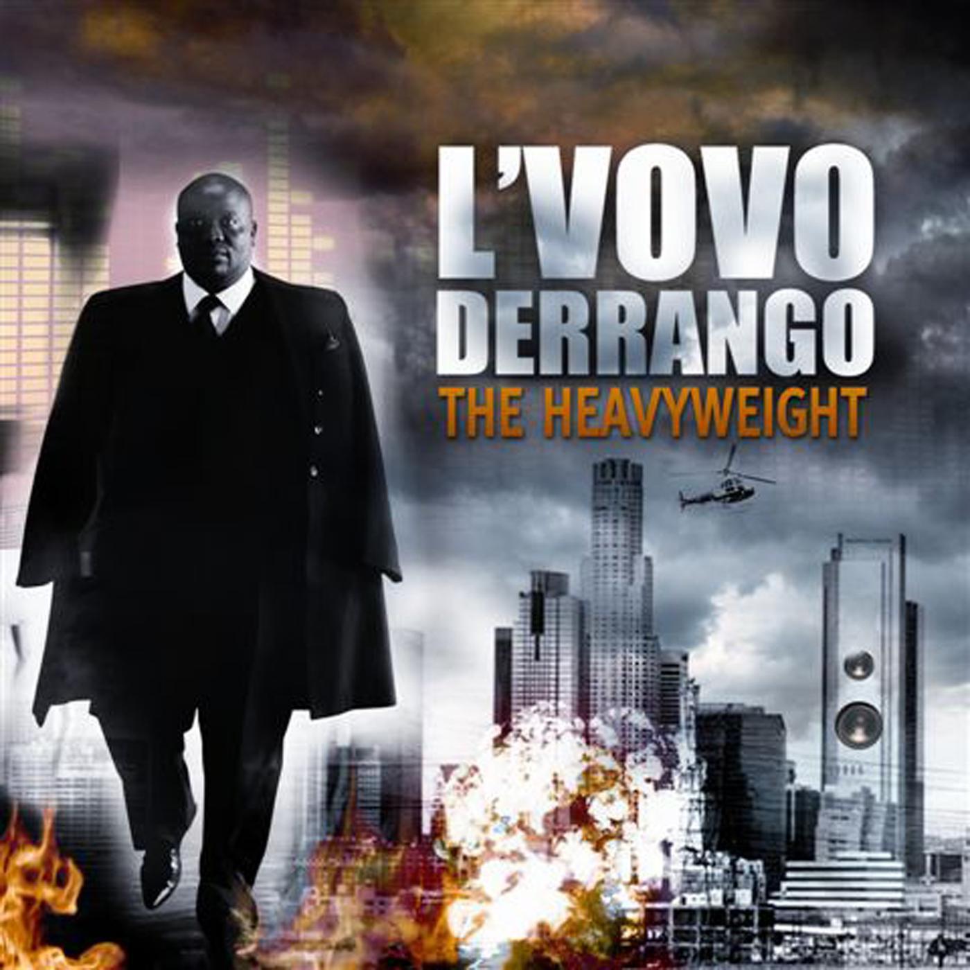 2008 L'vovo Derrango - Thokozani Ndlovu - Sangoma - South African Kwaito Star - Album - The Heavyweight