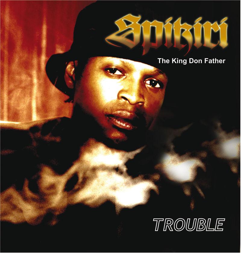 2008 Mandla Mofokeng aka Spikiri Album, The King Don Father of Kwaito Music - Trouble (feat. Gunman, Mapaputsi, Speedy, Skhokho & Makasket) - 1 Single