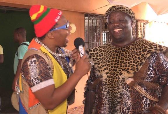 L'vovo Derrango is now a Sangoma – traditional healer
