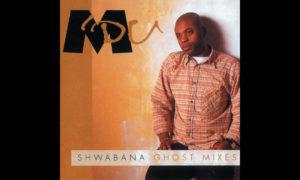 1996 M'du Masilela - Godfather of Kwaito Music - Album - Shwabana Ghost Mixes (CD, Album)
