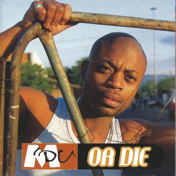 1998 M'du Masilela - Godfather of Kwaito Music - Album - M'du or die (CD, Album) - front cover