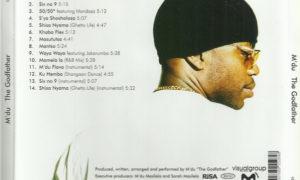 2001 M'du Masilela - Godfather of Kwaito Music - Album - The Godfather 2
