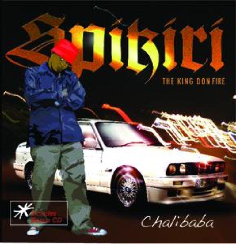 2007 Mandla Mofokeng aka Spikiri Album, The King Don Father of Kwaito Music - Chalibaba - King Don Fire 1