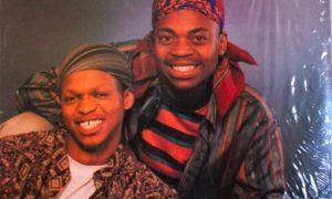 MM DELUXE - Be Free My People (1990) - Mdu Masilela & Mandla Spikiri Mofokeng 1