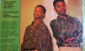 MM DELUXE - Be Free My People (1990) - Mdu Masilela & Mandla Spikiri Mofokeng 3